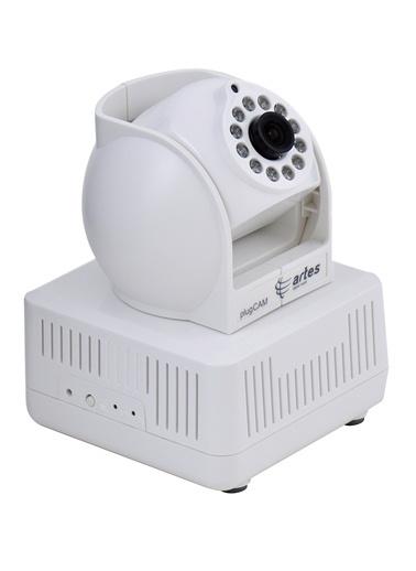 PCQ-500C Elektrik Hattından Tak Çalıştır IP Kamera-Artes